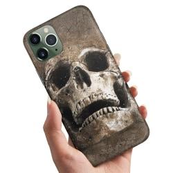 iPhone 11 Pro - Skal / Mobilskal Cracked Skull