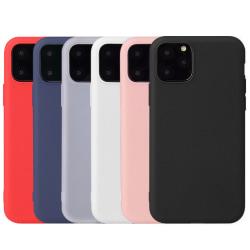 iPhone 12 - Skal / Mobilskal Lätt & Tunt - Välj färg Ljusrosa