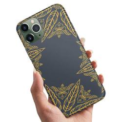 iPhone 11 - Skal / Mobilskal Lövblommor