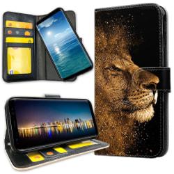 iPhone 12 Pro Max - Plånboksfodral Lion