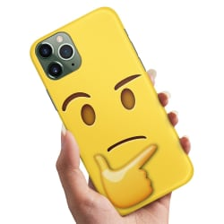 iPhone 12 Pro Max - Skal / Mobilskal Emoji / Smiley