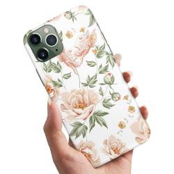 iPhone 12 - Skal / Mobilskal Blommönster