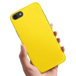 iPhone 5/5S/SE - Skal / Mobilskal Gul