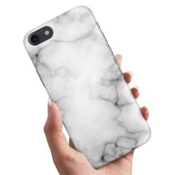 iPhone 5/5S/SE - Skal / Mobilskal Marmor