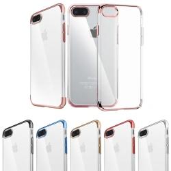 iPhone 6/6s - TPU Skal / Mobilskal - Flera färger Guld