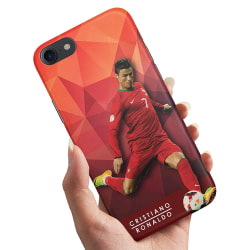 iPhone 7 - Skal / Mobilskal Cristiano Ronaldo