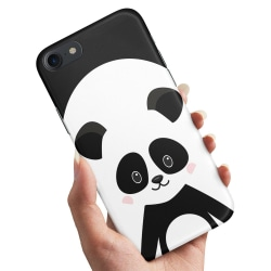 iPhone 7 - Skal / Mobilskal Cute Panda