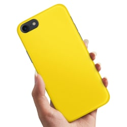 iPhone 7 - Skal / Mobilskal Gul Gul