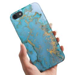 iPhone 7 - Skal / Mobilskal Marmor