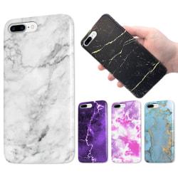 iPhone 8 Plus - Marmor Skal / Mobilskal - Över 60 Motiv 7