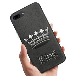 iPhone 8 Plus - Skal / Mobilskal King