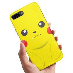 iPhone 8 Plus - Skal / Mobilskal Pikachu / Pokemon