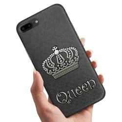 iPhone 8 Plus - Skal / Mobilskal Queen
