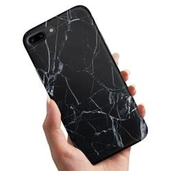 iPhone 8 Plus - Skal / Mobilskal Sprucket Glas