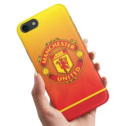 iPhone 8 - Skal / Mobilskal Manchester United