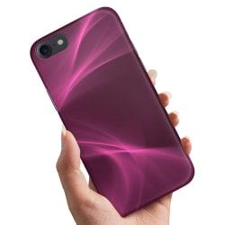 iPhone 8 - Skal / Mobilskal Purple Fog