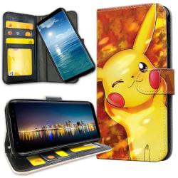iPhone SE (2020) - Plånboksfodral Pokemon