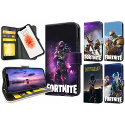 iPhone X - Fortnite Plånboksfodral / Skal 13