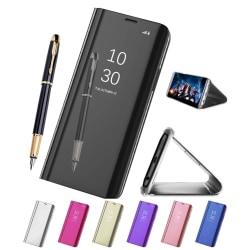 iPhone X / XS - Mobilfodral / Fodral Spegel - Flera färger Svart