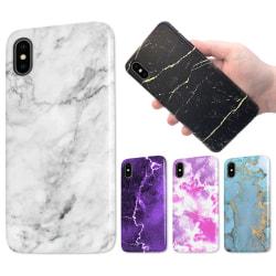 iPhone XR - Marmor Skal / Mobilskal - Över 60 Motiv 5