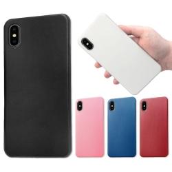 IPhone XR - Skal / Mobilskal - Flera färger Vit