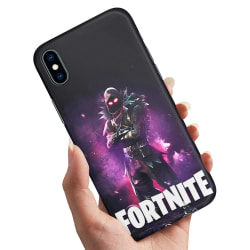 iPhone XR - Skal / Mobilskal Fortnite