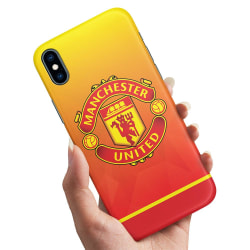 iPhone XR - Skal / Mobilskal Manchester United
