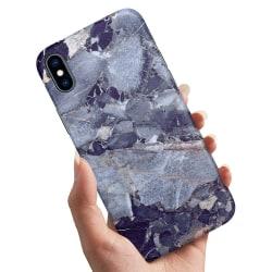 iPhone XR - Skal / Mobilskal Marmor
