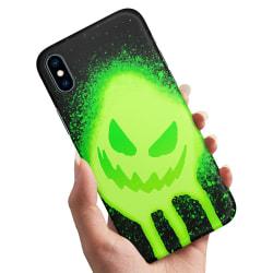 iPhone XS - Skal / Mobilskal Monster