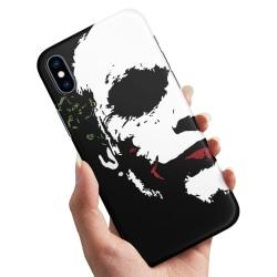 iPhone XS - Skal / Mobilskal The Joker