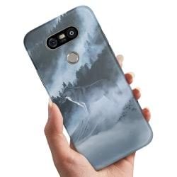 LG G5 - Skal / Mobilskal Arctic Wolf