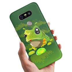 LG G5 - Skal / Mobilskal Groda