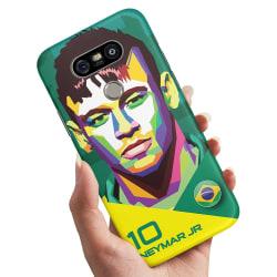 LG G5 - Skal / Mobilskal Neymar