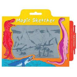 Magnetisk Rittavla för Barn - Leksak