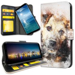 OnePlus 5 - Plånboksfodral Hund