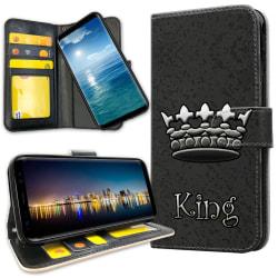 OnePlus 5 - Plånboksfodral King