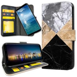 OnePlus 5 - Plånboksfodral Marmor