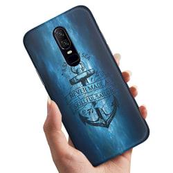 OnePlus 6 - Skal / Mobilskal Ankare