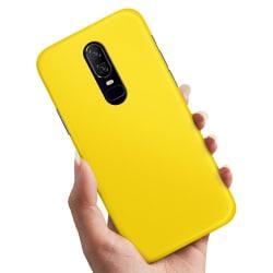 OnePlus 6 - Skal / Mobilskal Gul