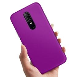 OnePlus 6 - Skal / Mobilskal Lila