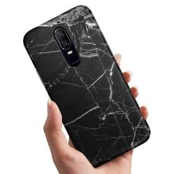 OnePlus 6 - Skal / Mobilskal Marmor