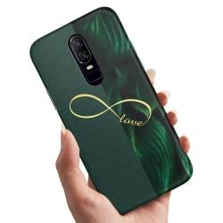 OnePlus 7 Pro - Skal / Mobilskal Infinite Love