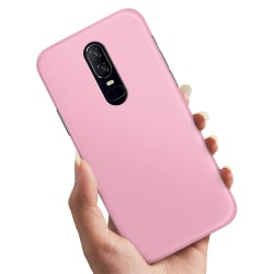OnePlus 7 Pro - Skal / Mobilskal Ljusrosa