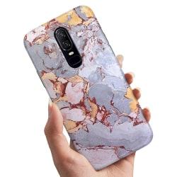 OnePlus 7 Pro - Skal / Mobilskal Marmor