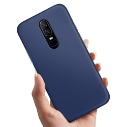 OnePlus 7 Pro - Skal / Mobilskal Mörkblå
