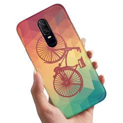 OnePlus 7 - Skal / Mobilskal Cykel