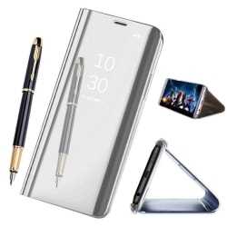 OnePlus Nord - Mobilfodral / Fodral Spegel - Silver Silver