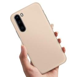 OnePlus Nord - Skal / Mobilskal Beige