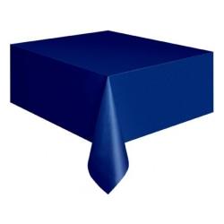Plastduk / Bordsduk / Duk till Bord - Mörkblå