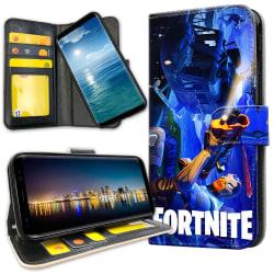 Samsung Galaxy A10 - Plånboksfodral Fortnite